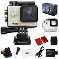 Thieye i60e 4 k wifi 4x zoom câmera de ação full hd 1080 p/60fps 2.0 Polegada de Vídeo Mini Capacete Esporte Cam Camara Ir 40 M À Prova D' Água Pro