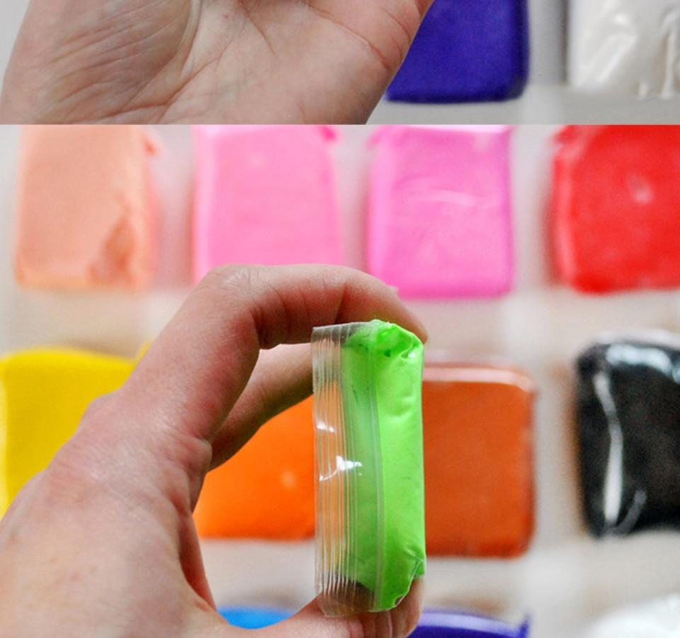 macia luz plasticina playdough lizun lodo encantos