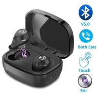 BEESCLOVER 1600mah TWS X10 IPX7 Waterproof Wireless Earbuds Bluetooth 5.0 Stereo Music Earphone Earpiece Sport Earphone r20