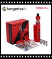 Topbox mini atualizado subox mini starter kit kanger originais 75 w subox mini pro kit de controle de temperatura