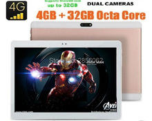 10 inch Laptop Android 6 0 10 inch tablet Octa Core 4GB 64GB 4G FDD LTE