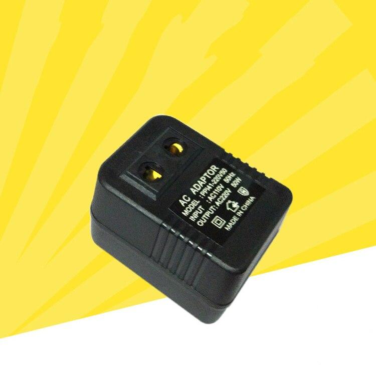 Voltage Adapter AC 110V to 220V US Plug Transformer Regulator Converter