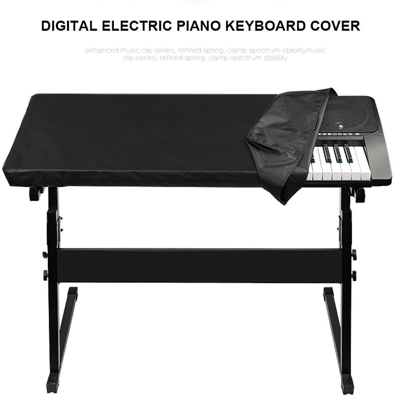 Waterproof Electronic Digital Piano Keyboard Cover Dustproof Storage Bag Durable Foldable For 88/61 Key