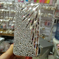 Coque Penas de Strass luxo Cristal De Diamante Casos de Telefone Tampa Traseira para o iphone 5S se 6 s 7 plus para samsung s5 um j caso nota