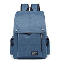 Fashion Simple style Travel Man Backpack Business Male Bag Laptop 15.6Inch Backbag Women Female Backpacks Outdoor Teenager Bag
