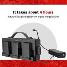 Charger for DJI Mavic Air, DJI Mavic air Battery Charging Hub