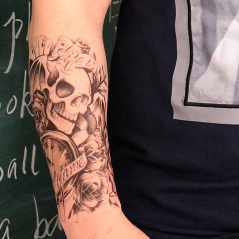 Tatouage Ephemere Avant Bras Homme 3dliveproject