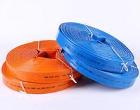 32 мм диаметр 50 м/рулон ПВХ воды полосы сельского хозяйства орошения шланг для воды пластик Мягкая трубка