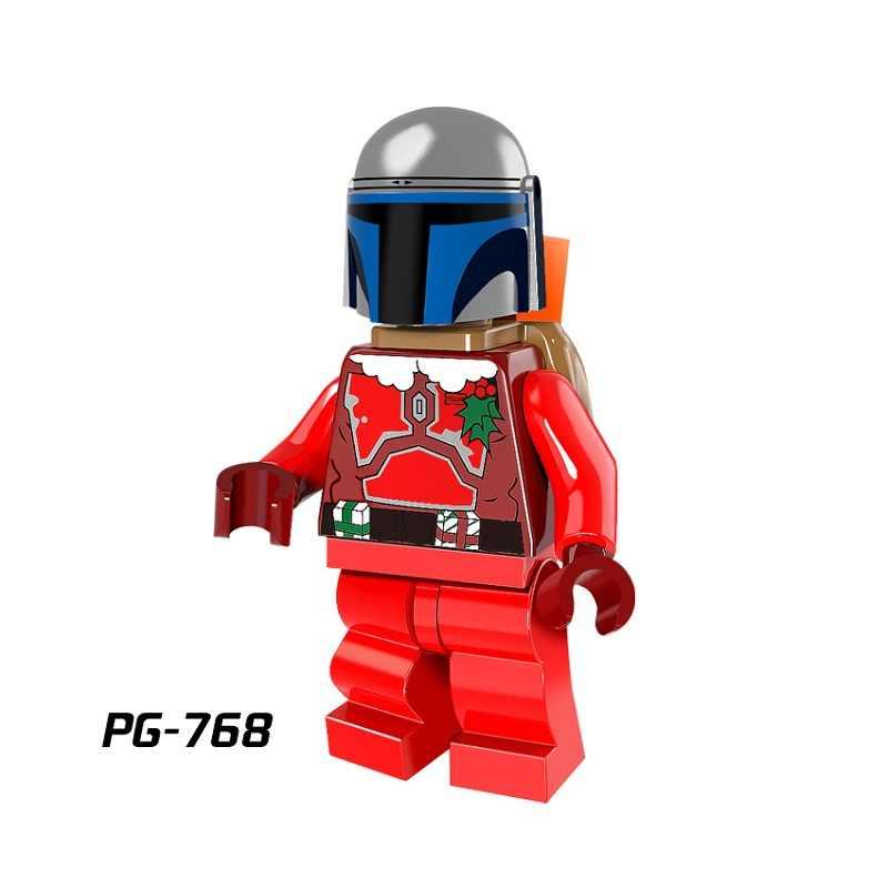 Única venda Coleman Trebor Jeddi Batalha de Geonosis Corvo Yoda Darth Guerras Espaciais Blocos Tijolos Crianças Brinquedos de Presente