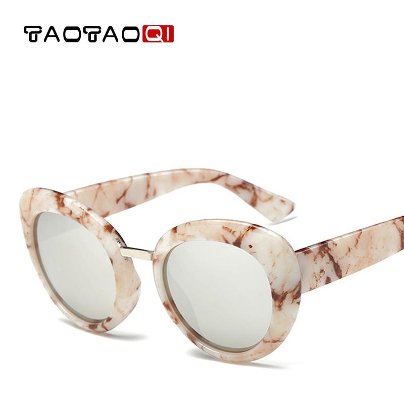TAOTAOQI moda gafas de sol mujer de lujo marca mujeres gafas de sol ...