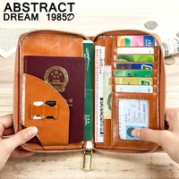 8e5cef2bcb421 100 Real Leather Thin Style Wallet RFID Women Wallet 2019 Luxury Yellow  Multifunction Fashion Bag Classic