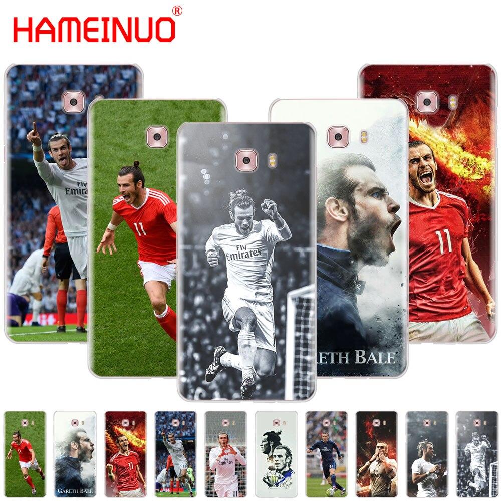 HAMEINUO Gareth Bale cover phone case for Samsung Galaxy C5 C7 C8 C9 C10 J2 PRO 2018