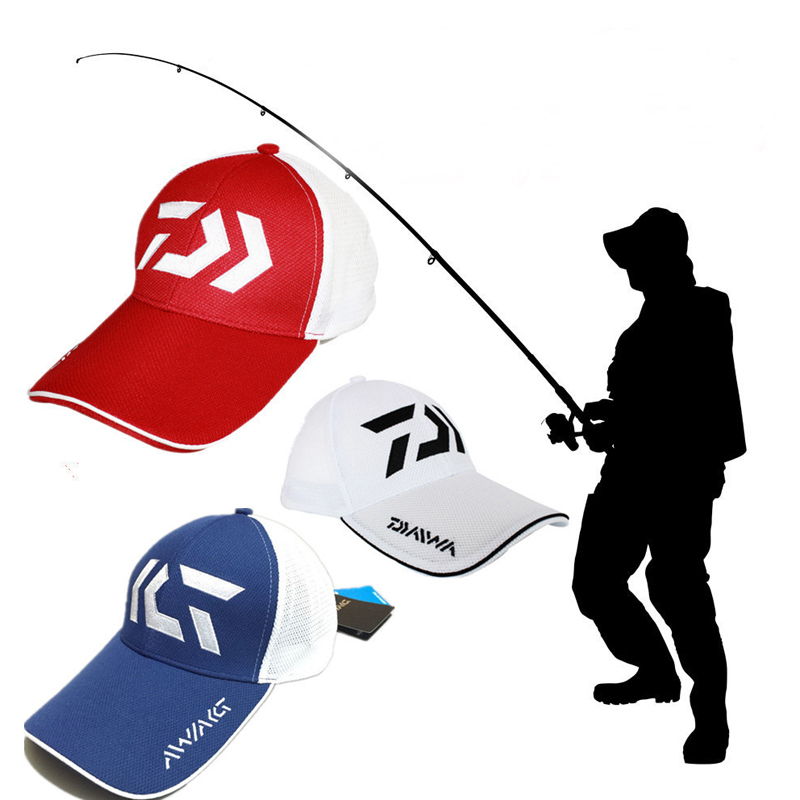 2017 New Brand Fishing Caps Breathable Sunscreen Ultralight Quick Dry Outdoor Sport Hats embroidery Cap Male 2018 men summer caps outdoor hiking camping fishing cap solid breathable cotton fishing hat hot sell hats