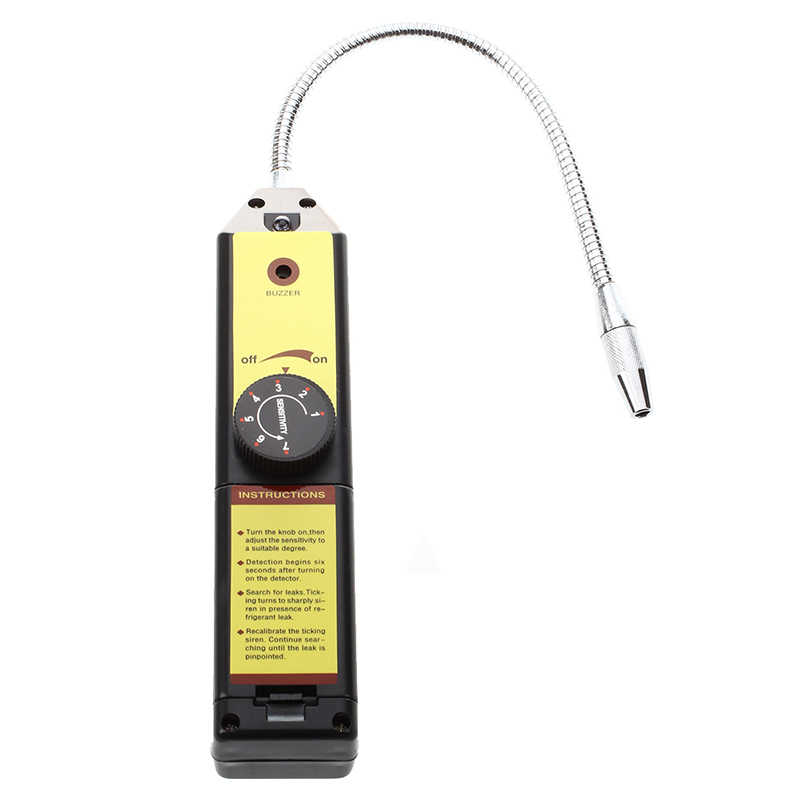 Freon Automatic Halogen Leak Detector R134a R410a R22a Air Conditioning HVAC