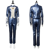 The Flash Cosplay Costume Nora Weiss Costume Outfit Uniform Adult Men Women Full Suit Halloween Carnival Costume Tailor Made