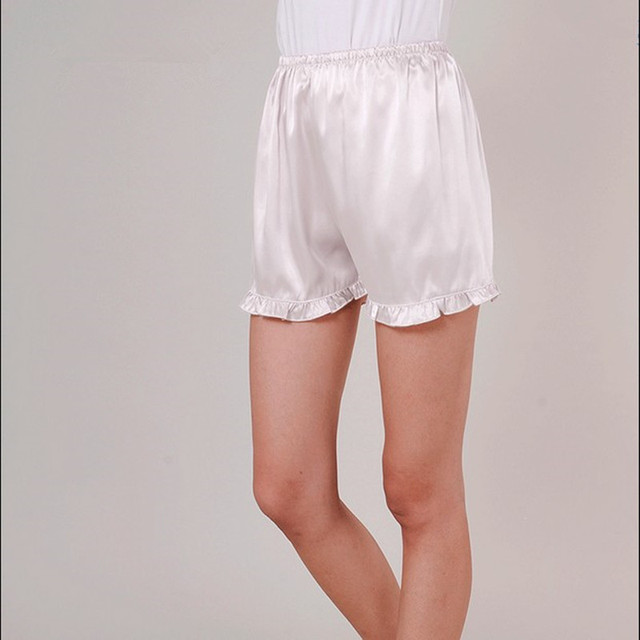 Pants For Women Silk Shorts Pajama Pants Women Lounge Pants Short Summer