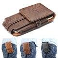 Multi-função de utilidade bolsa de cinto para o iphone 7 6 6 s plus clipe para cinto saco dos homens pacote de cintura bolsa holster case capa para iphone 6 s 7