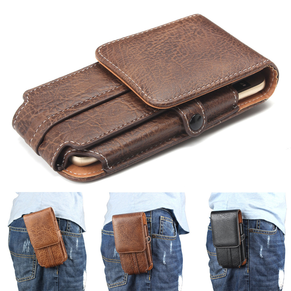 Multi-function Utility Belt Pouch for iPhone 6 6s Plus Belt Clip Pouch Holster Case Cover Bag Mens Waist Pack for the iPhone 6s