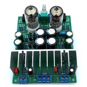 Image 3 - Lusya HIFI 6J1 tubo amplificatore audio di bordo LM1875T Bordo dellamplificatore di potenza 30W preamplificatore bile buffer kit FAI DA TE/finito