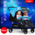 New Style Carrinho de Criança Gêmeo, Dobrável carrinho de Bebê Carrinho De Bebê Carrinho De Bebê para Gêmeos, peso Leve Sistema de Viagem Carrinhos e Carrinhos de bebé, Gêmeos Carrinho De bebê