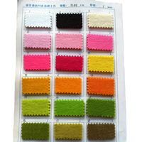 High Quality Thickness 5mm Non Woven Felt Fabric Multicolour 90X45cm For Home Storage DIY Handmade Material