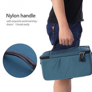 Image 5 - Waterproof DSLR Camera Shoulder Bag Portable Padded insert Camera Case dslr Bags Handle Camera Lens Bag Case Pouch
