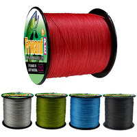 Frwanf Japan Braided Fishing Line 9 Strands Multifilament Line 500M 547Yds Braided Cord for Fishing Equipment 15 300LB wires