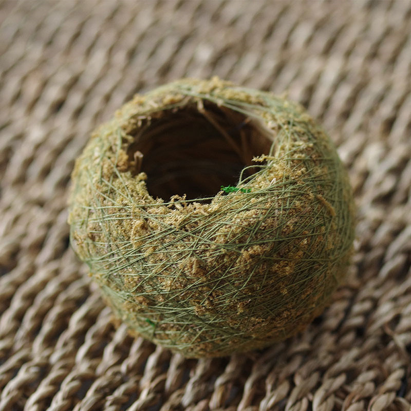 Natural Moss Ball BONSAI Green Sphagnum Moss Substrate Moss Bonsai Decorative Flowers & Wreaths For Garden House Balcony