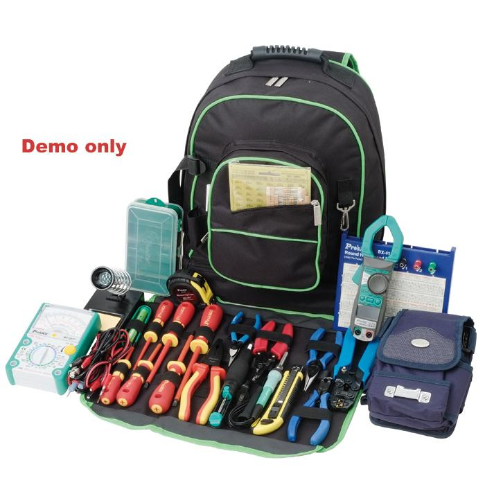 Free Shipping Pro'skit 9ST-307 Multifunctional Tool Bag Electrician Tool Box Universal Travel Bag Multi Tool Bags free shipping good quality tools bag electrician bag multi purpose bag 39x8x26cm 61038