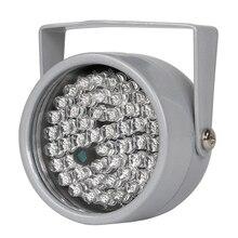 HOBOVISIN Infrared Illuminator 48 pcs IR LEDs night vision IP66 Rating Infrared assist light for CCTV Camera