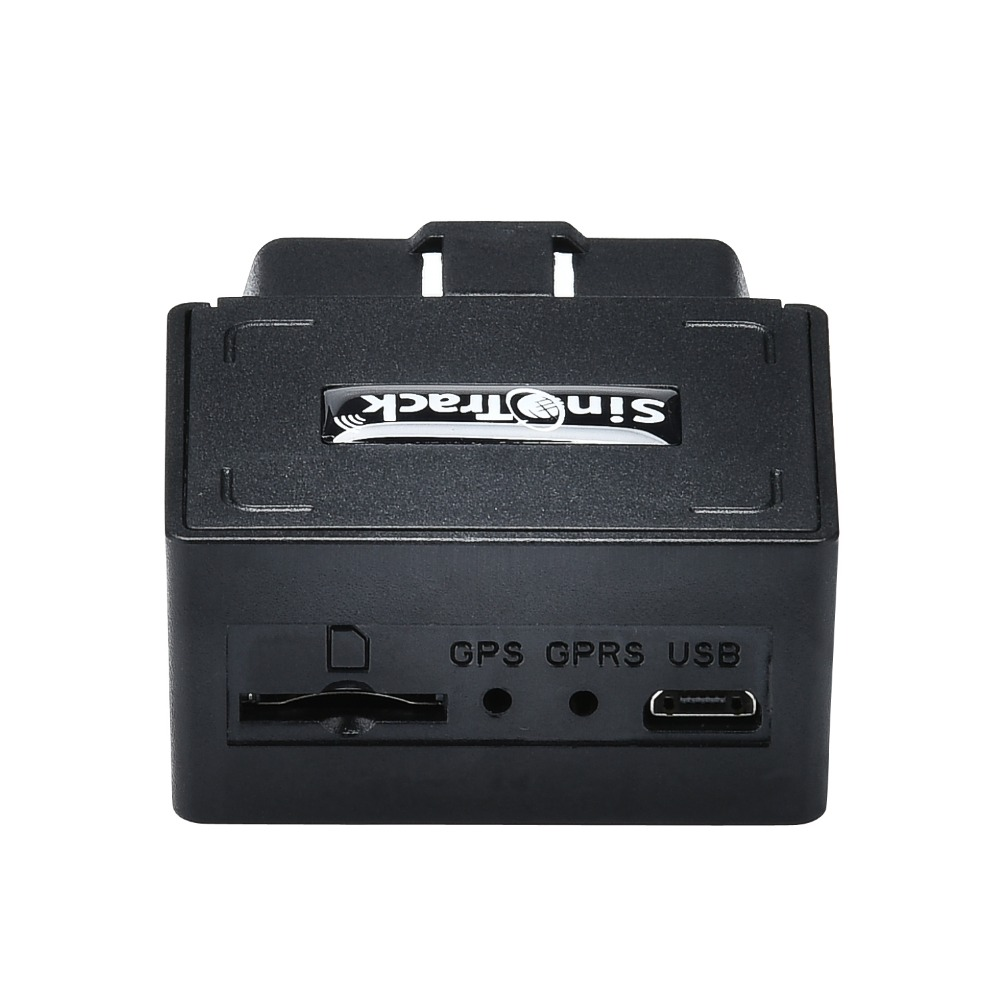 Mini Plug Play OBD GPS Tracker Bil GSM OBDII Vehicle Tracking Device - Bilelektronik - Foto 4
