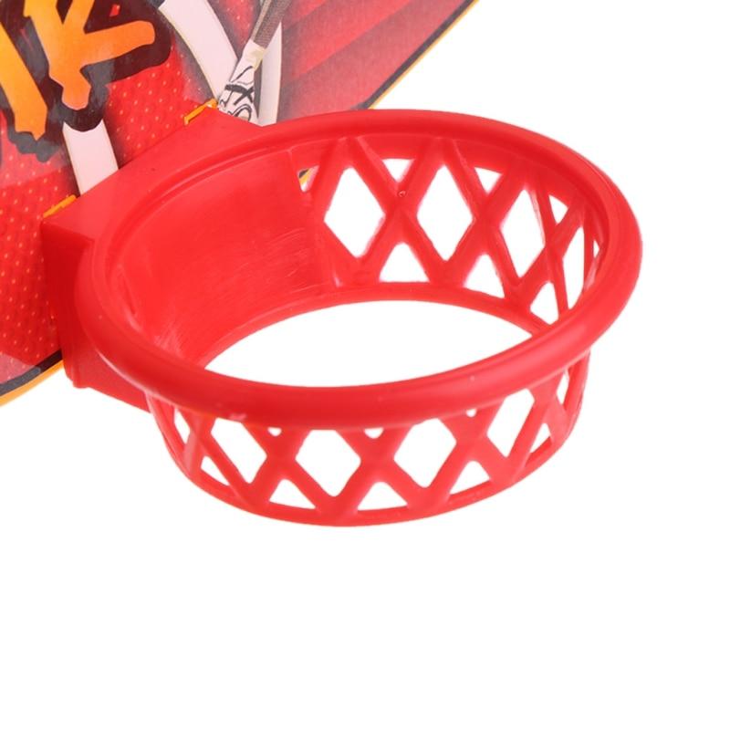 Pet Bird Toys Chew Parakeet Parrot Basketball Hoop PropTrick Prop+ 3pcs Balls #20/22L