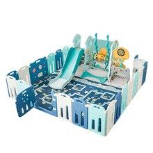Детский игровой забор, складной забор для малышей, забор для безопасности, забор для дома
