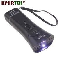 Ультразвуковой Отпугиватель охотников на собак с фонариком GL 41315180901