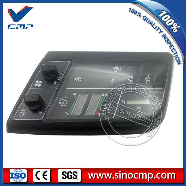1641c997fb 7834-75-2100 7834-75-2101 Excavator Hand Manual Throttle Monitor for  Komatsu PC200-6