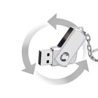 Silver/gold Metal USB 3.0 flash drive 128 GB High Speed pendrive 128GB flash drive usb flash 3.0 keyring pen drive