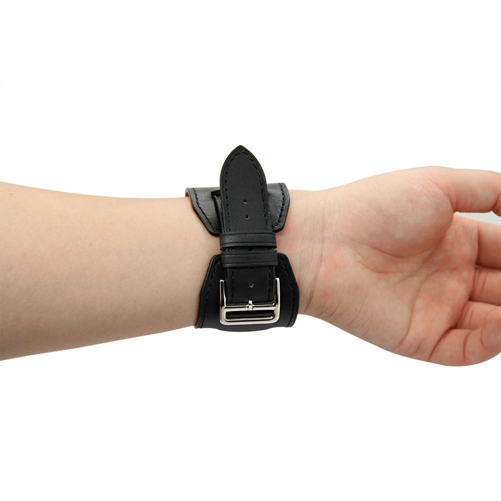 Apple Watch Cuff bracelet Black 3