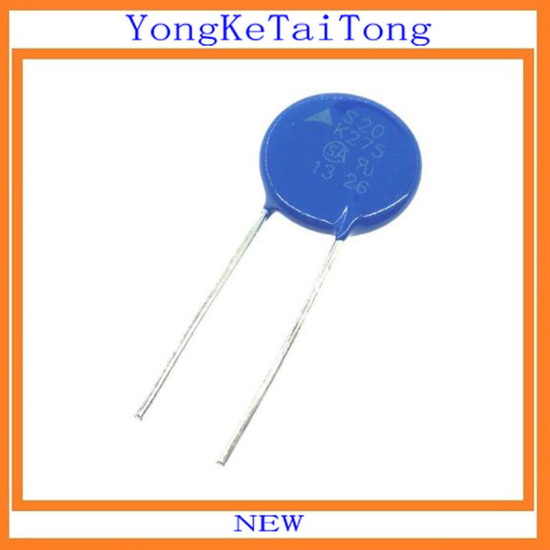 1PCS S20K275 S20 K275 430V Thermal Resistor