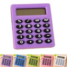 Pocket Calculator Portable Mini Calculator Scientific Calculator Multifunction Calculators Office School Stationery Random Color