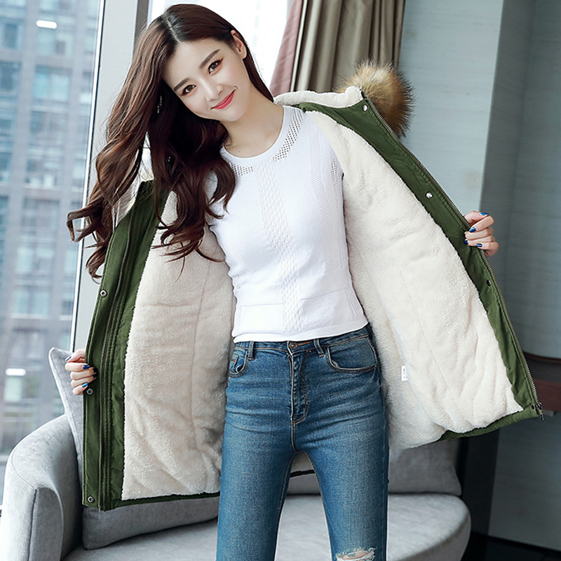 Winter Women Jacket 2017 Spring Autumn New Fashion High-Quality Slim Thicken Warm Hooded Female Cotton MidLong Plus Size Outwear hiseeu 8ch 960p dvr video recorder for ahd camera analog camera ip camera p2p nvr cctv system dvr h 264 vga hdmi dropshipping 43