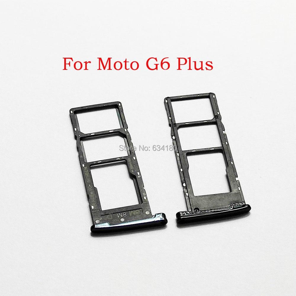 Single&Dual Version SIM Card Slot Holder For Motorola Moto
