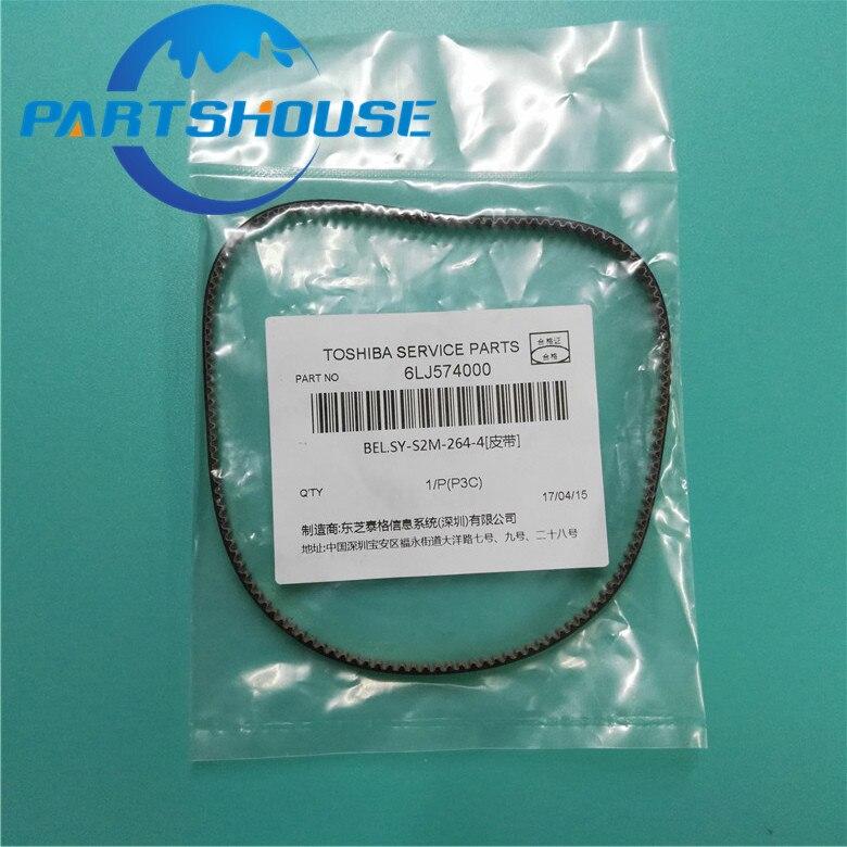 1 Pcs Original Neue Kurze Duplex Gürtel 6lj573130 Für Toshiba 2051c 2050c 2551c 2550c 2555c Doppelseitige Gürtel Kabel