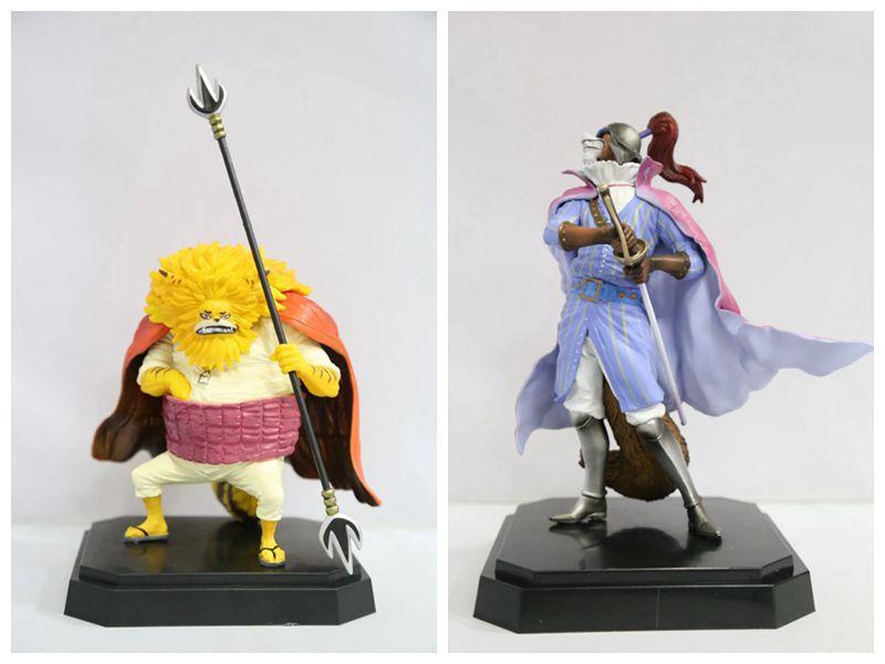 ФОТО 2017 1pcs 15-17CM Japanese anime figure one piece The Duke of dogs/Nekomamushi action figure collectible model toys brinquedos