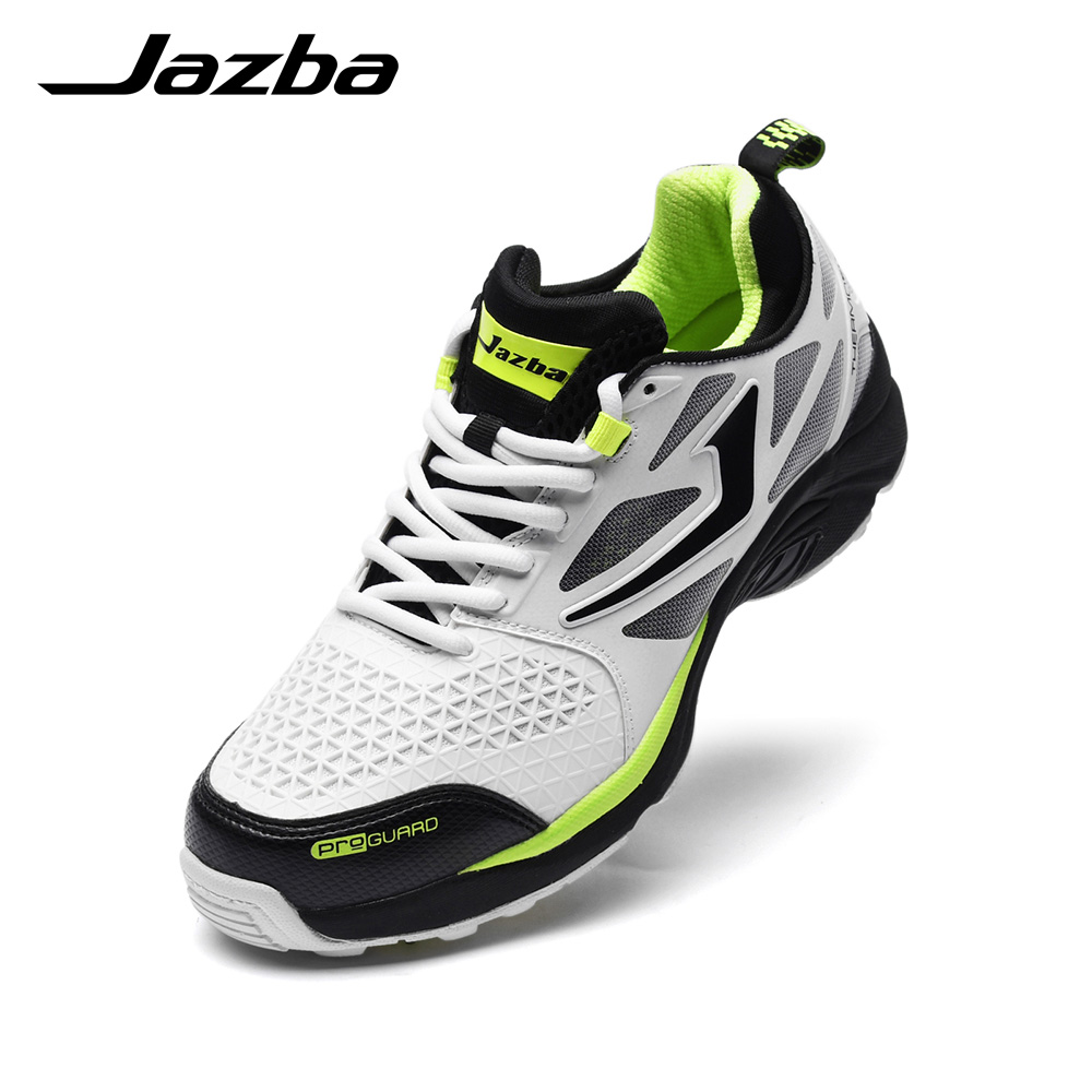 Jazba SKYDRIVE 117 Mens Cricket Multi Spike Professional Light Sport Sneakers Metal Cleat Outdoor Protective Training ShoesJazba SKYDRIVE 117 Mens Cricket Multi Spike Professional Light Sport Sneakers Metal Cleat Outdoor Protective Training Shoes