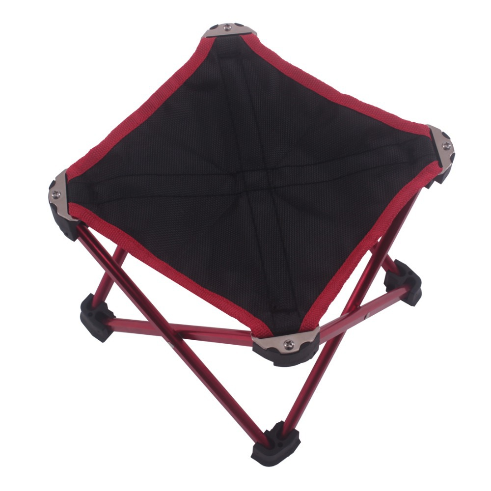 Foldable Stool for the Outdoors