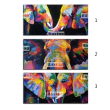 5D DIY Diamond painting Elephant Full Square embroidery Cross stitch mosaic