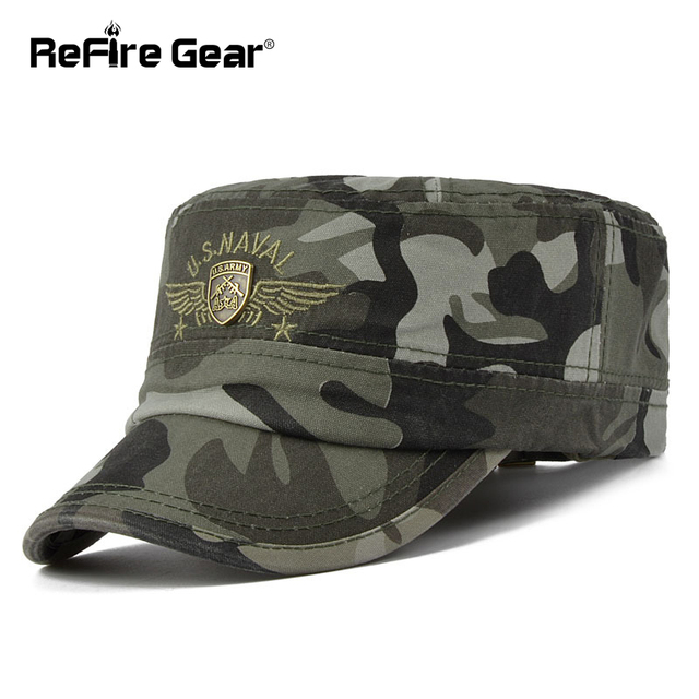 US Naval Tactical Camouflage Cap Men Summer Seal Paintball Embroidery Baseball Militar Army Unisex Casual