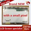 A estrenar original con un pequeño pixel 13.3 ''para apple macbook a1181 laptop pantalla lcd n133i1-l01 2006 2007 2008 2009 año CCFL
