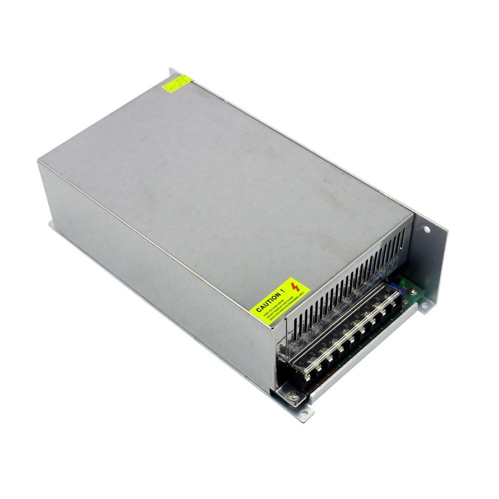 1000 W de alta potencia Dc 48 V 20.8A controlador de Motor de alimentación de tensión constante - 2