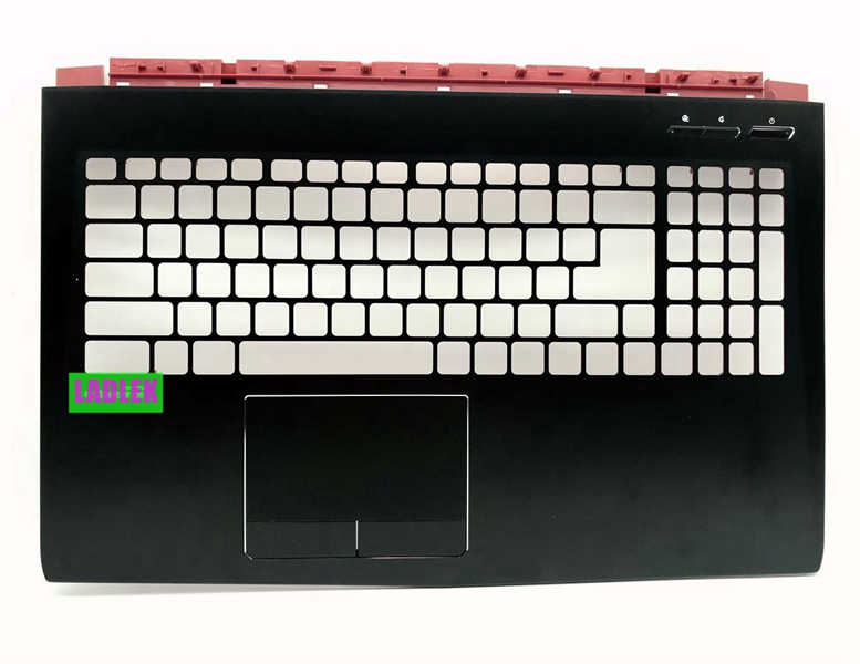 Lcd back cover Bezel Palmrest for MSI GE62 6QC GE62 6QL GE62 7RD Apache